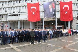 Zonguldak'ın düşman işgalinden kurtuluşunun 98. yıl dönümü