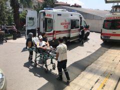 Zonguldak'ta bıçaklı kavga: 1 yaralı