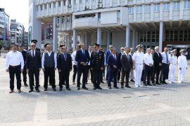 1 Temmuz Denizcilik ve Kabotaj Bayramı'nın 93. Yıl dönümü kutlandı