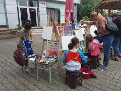 2'nci Ulusal Resim Çalıştayı başladı