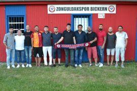 Almanya'da Zongludakspor sevgisi
