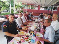 Arıkan, gazeteciler ile kahvaltıda buluştu