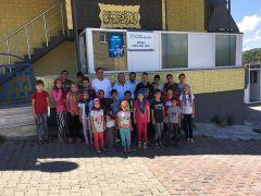 Başol Kur'an kursu; öğrencilerine hediyeler verdi