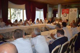 Çaycuma TSO fuarcılık sektörü için istişare toplantısı düzenledi