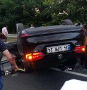 Devrek'te trafik kazası: 7 kişi hafif yaralandı