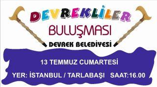 Devrekliler İstanbul'da bir araya gelecek
