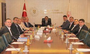GMİS Enerji Bakanı Dönmez ile görüştü