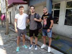 Gençlerden kurulan Kömürspor kampa girdi