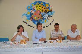 Gençlikspor basın bayramını kutladı