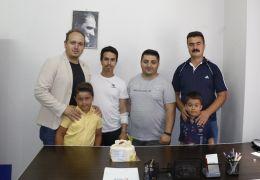 Güvenlik İş Sendikası gazeteciler bayramını kutladı