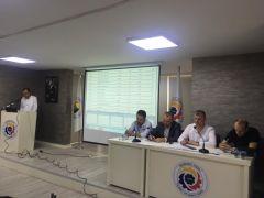 Kdz. Ereğli TSO'da Müşterek Komite Toplantısı yapıldı
