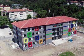Kdz. Ereğli yeni okulla tekli eğitime geçiyor