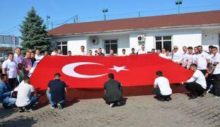 Pravoley milli takımı Ereğli'den ayrılarak Macaristan'a hareket etti