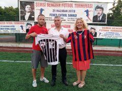Şemsi Denizer futbol turnuvası sona erdi