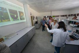 Ukrayna Teknik Heyeti Zonguldak'ta