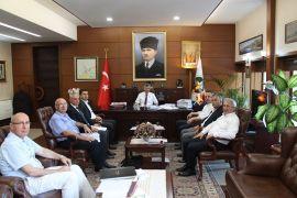 ZONÇEB Vali Bektaş başkanlığında toplandı