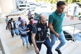 Zonguldak merkezli FETÖ operasyonu: 8 şüpheli adliyede