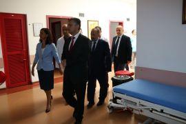 Batı Karadeniz Bölgesi'nde ilk kez karaciğer nakli yapıldı