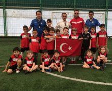 Çocuklar tarafından şehit Keçeci anısına futbol turnuvası düzenlenecek
