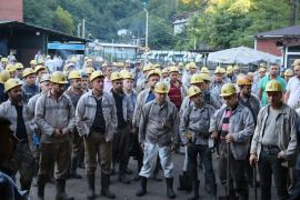 GMİS, Gelik'te madenciyi bilgilendirdi