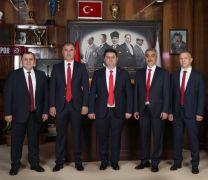 """GMİS Genel Başkanı Yeşil, """"Zafer Bayramı Kutlu olsun"""""""