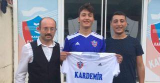 Genç file bekçisi Kardemir Karabükspor'da