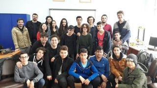 Karaelmas Takımı, Teknofest'te finale yükseldi