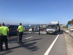 Kazada ağır yaralanan çocuk öldü