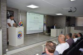 Mesleki Yeterlilik Belgesi toplantısı gerçekleştirildi