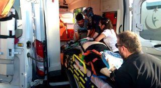 Minibüsün altına kalan kadın hayatını kaybetti