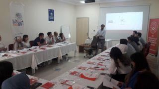 Zonguldak'ta Oyun Terapisi Eğitimi projesi tamamlandı