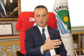 """Belediye Başkanı Ömer Selim Alan: """"Zonguldak asfalta kavuşuyor"""""""