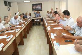 Devrek Belediyesi'nden meclis toplantısı