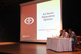 ERDEMİR'in yeni yatırımlarının ÇED toplantısı yapıldı