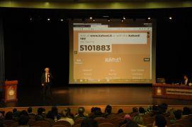 AFAD Başkan Yardımcısı Hamza Taşdelen BEÜ'de  konferans verdi