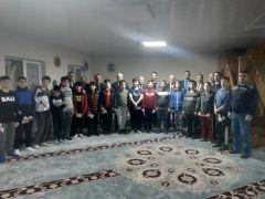Gürbüzler Kur'an Kursundan ara dönem kampı
