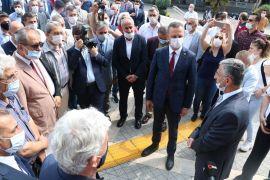Mülkiye Başmüfettişliğine atanan Vali Bektaş, Zonguldak'tan ayrıldı
