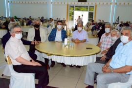 Başkan Demirtaş 15 Temmuz Şehit ve Gazileri için mevlit okuttu