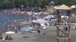 Kdz. Ereğli Plajı kapanış saati uzatıldı
