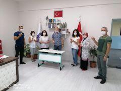 1.sınıf öğrencilerinin şubesi  kura çekimiyle belirlendi