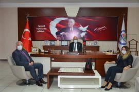 Posbıyık MHP yönetimine başarılar diledi