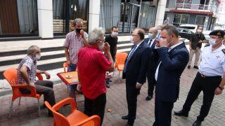 Zonguldak Valisi Tutulmaz'dan korona virüs açıklaması