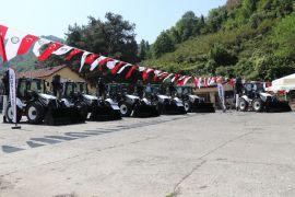 Zonguldak Valisi araç tanıtımında konuştu