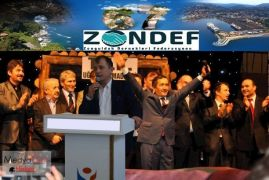 Bayraklı, Zonguldak Dernekleri Federasyonu Genel Başkanlığı'na adaylığını açıkladı