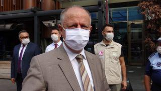 Maskesiz müşteri kabul eden iş yeri 15 gün kapanacak