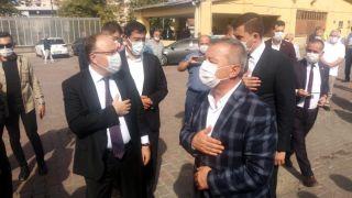 Milletvekili Polat Türkmen'in acı günü