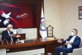 Posbıyık'tan AK Parti ilçe başkanına birliktelik çağrısı