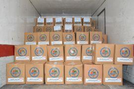 Kdz. Ereğli Belediyesi'nden İzmir'e 200 koli gıda yardımı