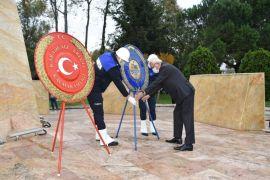 Kdz. Ereğli'de Atatürk'ü anma törenleri düzenlendi