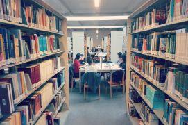 ZBEÜ Kütüphanede basılı yayın sayısı 170 bini aştı